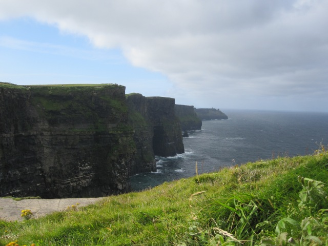 IS it time for you to visit the windswept Cliffs of Moher? Photo by J. Emmons