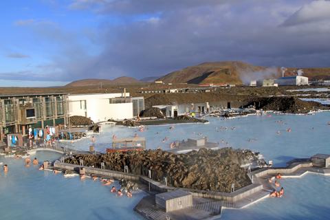 Blue Lagoon Geothermal Spa in IcelandPhoto by Gerd Kohimus