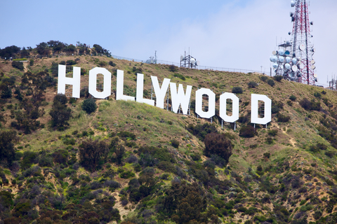 Seeing the Hollywood sign was like seeing an old friend  whom I had never really met. Photo by Dibrova