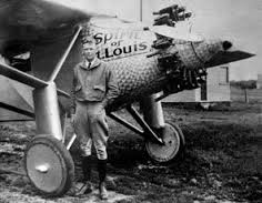 Wouldn't you think Charles Lindbergh would be remembered in St. Louis? Guess again.