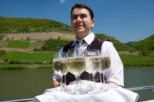 Some departures offer special emphasis on vineyards and wine tasting. Photo by Avalon Waterways