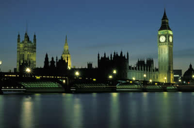 Westminster's skyline seems unchanged but the view of London City has changed greatly in twenty years. You should check it out.