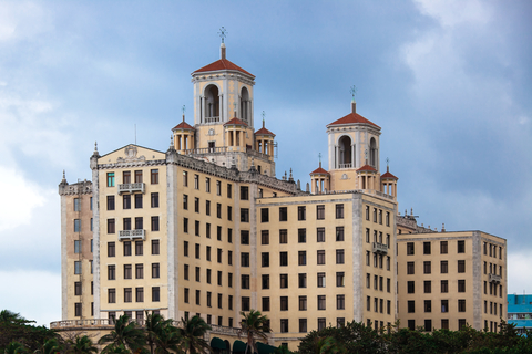 The National Hotel in Havana seems not to have changed since the revolution. Photo by Igor Terekhov | Dreamstime.com