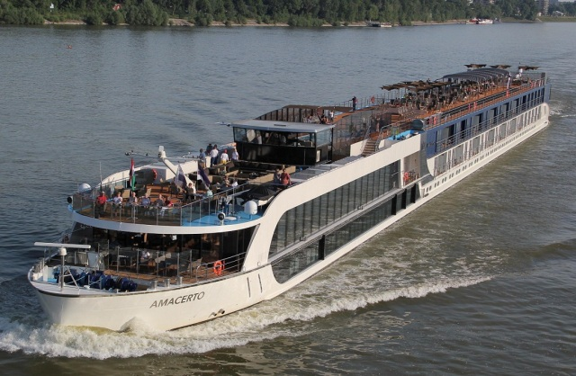 We will be on the AmaCerto. Photo by AmaWaterways